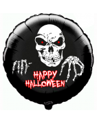 Scary and Fun Halloween Balloons