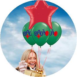 Balões Publicitários