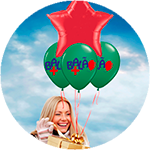 Balões publicidade
