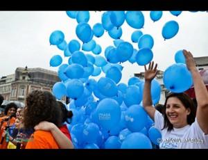 Largadas de Balões
